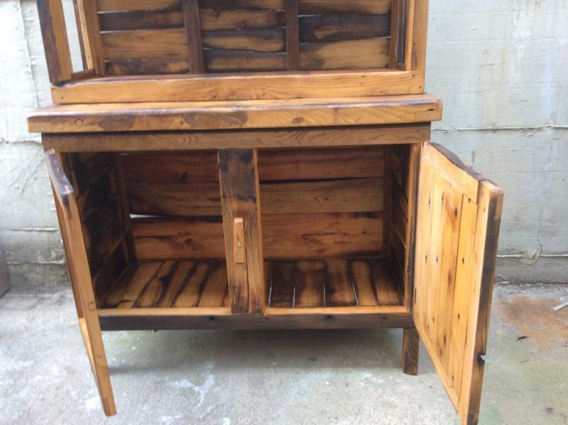 Mobili con legno di recupero design casa creativa e - Mobili legno recupero ...